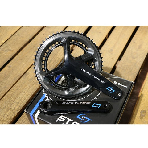 STAGES Dura Ace R9100 Dual Sided 175mm 53/39 Power Meter (Demo)