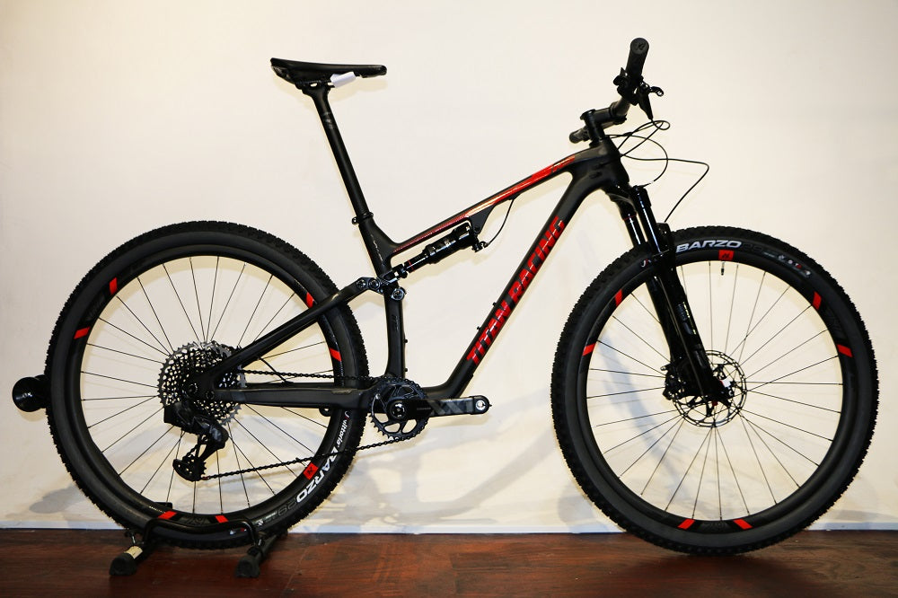 TITAN Cypher RS Team Carbon Large (Demo)