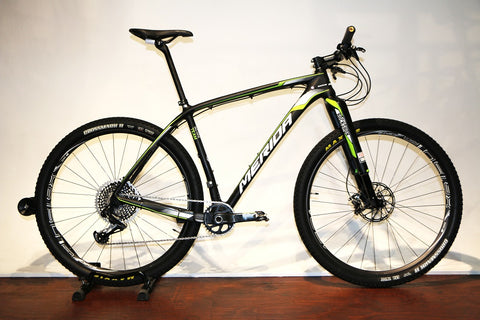 "MERIDA Big Nine Team with Pre-Owned Components 21"" (Pre-Owned)"