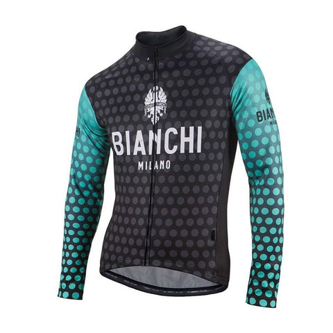 BIANCHI Petroso Men's Long Sleeve Jersey
