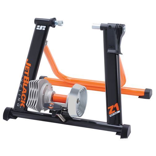 Indoor Cycling Trainer Za: JETBLACK Z1 Pro Fluid