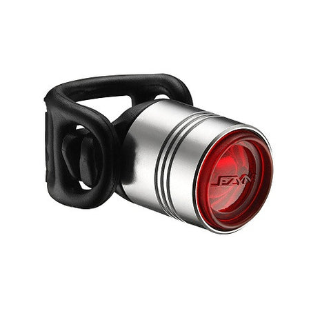 LEZYNE Femto Drive Rear Light Silver