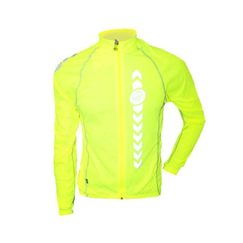 ANATOMIC Neon Yello Vizi Long sleeve Jacket