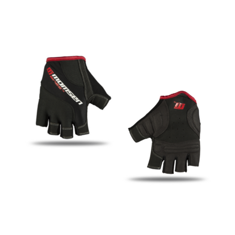 MOMSEN Geltech Gloves Black/Red