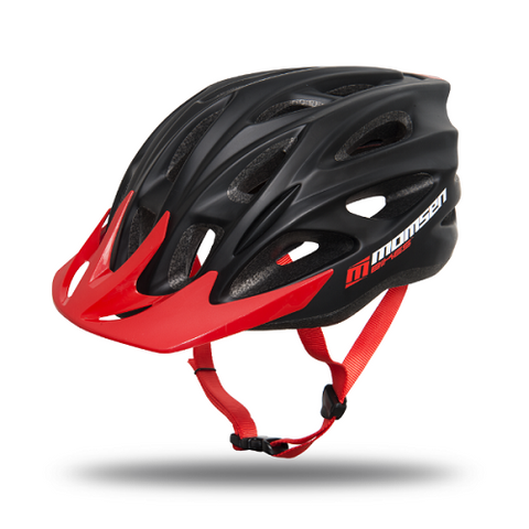MOMSEN RX TWO Helmet Black/Red