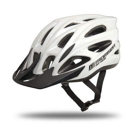 MOMSEN RX TWO Helmet White