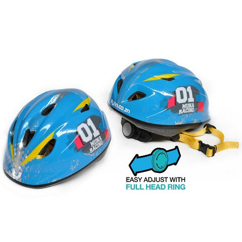 MUNA Boys Racing Helmet