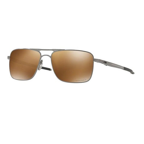 OAKLEY Gauge 6 Pewter Sunglasses
