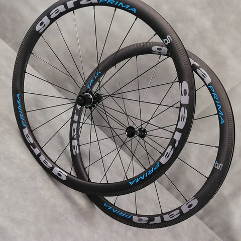 GARA PRIMA SP-40C Road Carbon Wheelset