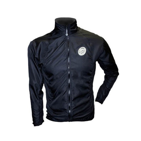 ANATOMIC Pac me shell jacket Black