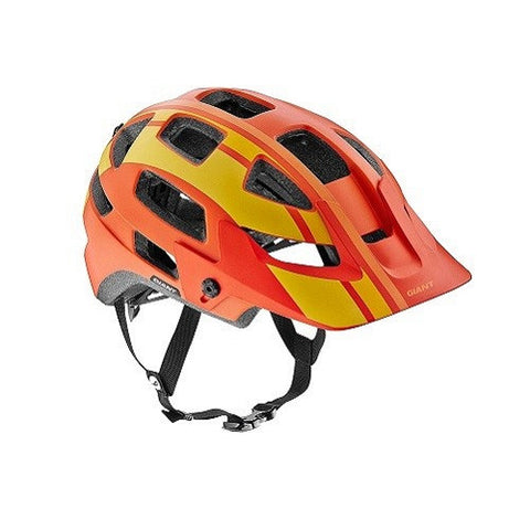 GIANT Rail helmet Orange/Yellow