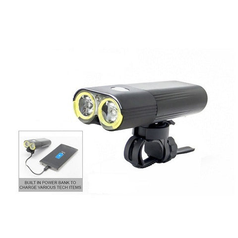 RYDER Alumia 1600 Front light