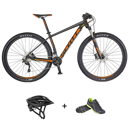 Scott scale mtb combo deal bike addict