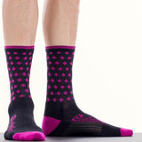 BELLWETHER Socks - Pinnacle Fuchsia