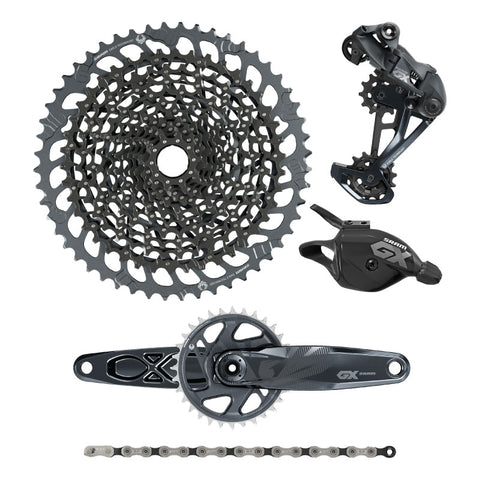 SRAM GX Eagle 12 Speed 10-52T Dub Groupset (2020)