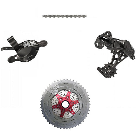 SRAM NX 11 Speed Upgrade Kit with Sunrace 11-50T