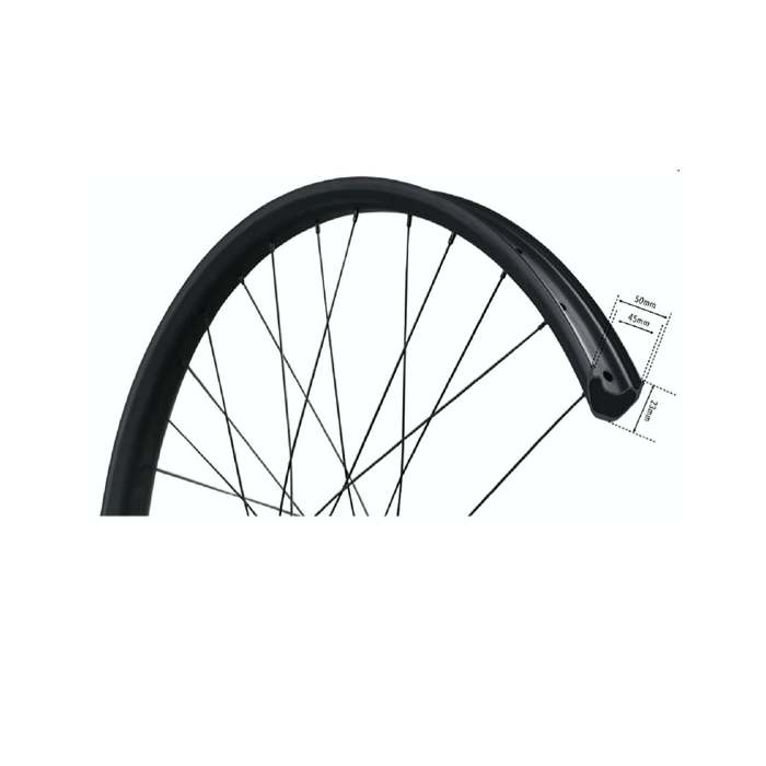 SRT CARBON 29er SL MTB Wheelset