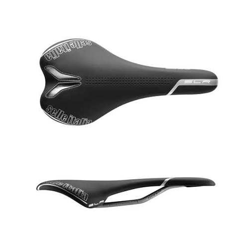 SELLE ITALIA SLR Titanium Rail Saddle