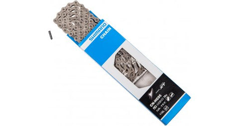 SHIMANO HG95 10 Speed XT Chain 116 Links