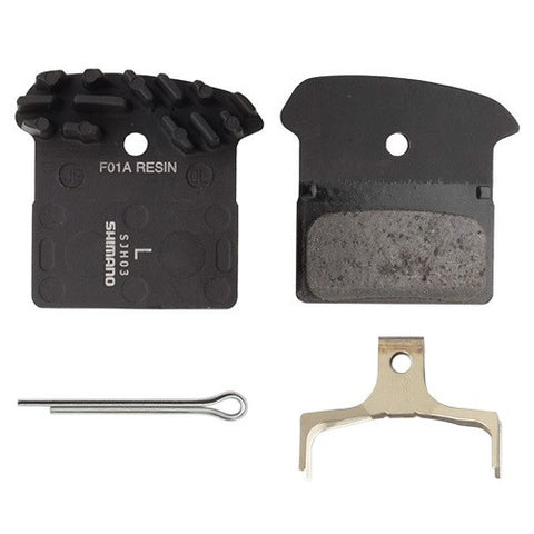 SHIMANO SLX XT XTR ICE Tech FO1A Resin Brake Pads
