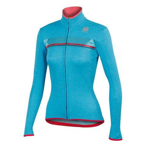 SPORTFUL Allure Ladies Thermal Jersey /Turquise