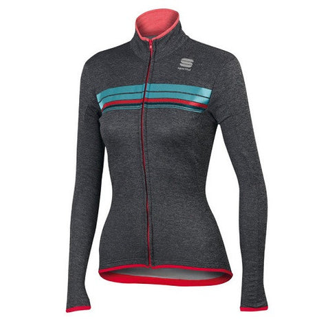 SPORTFUL Allure Ladies Thermal Jersey /Grey