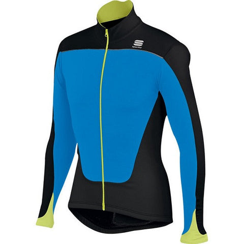 SPORTFUL Force Thermal Jersey  Black/Blue