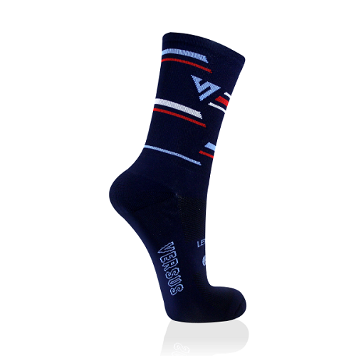 VERSUS Stripe Socks (Size 4-7)