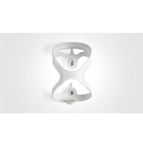 TACX Tao Light Silver Bottle Cage