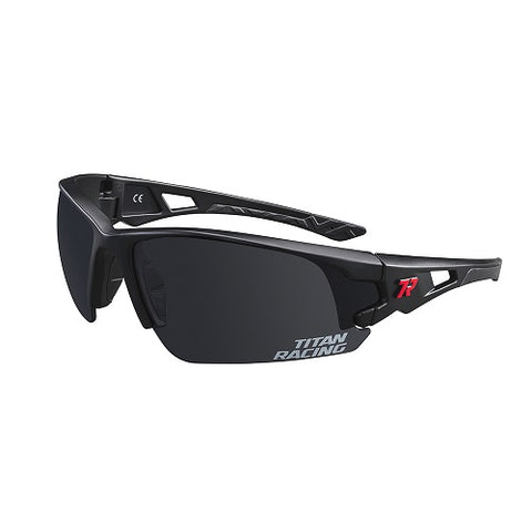 Titan Vision Sunglasses Black
