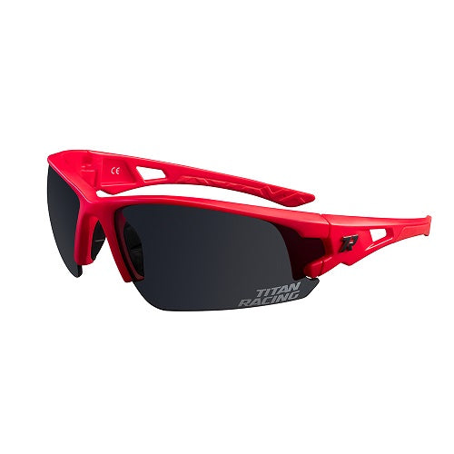 TITAN Vision Sunglasses Red