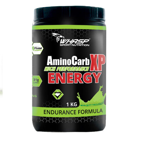 WHASP SPORT NUTRITION AMINO Carb XP Energy