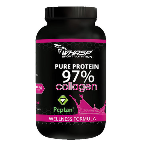WHASP SPORT NUTRITION Pure Protein 97