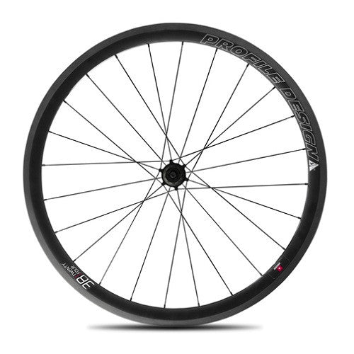 PROFILE DESIGN PD24 Carbon Disc Tubular Road Wheelset