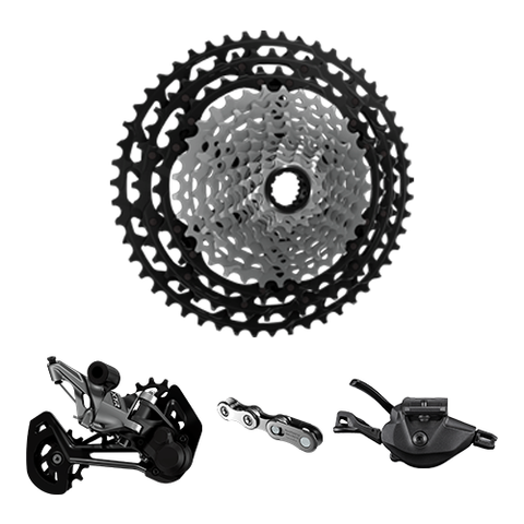 SHIMANO XTR 12-Speed Upgrade Kit