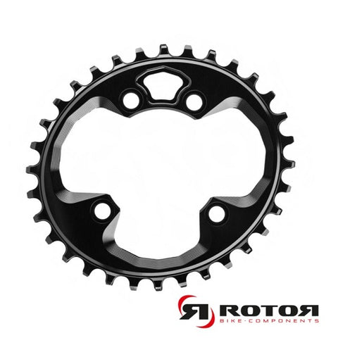 ABSOLUTE BLACK Rotor Oval Chainring