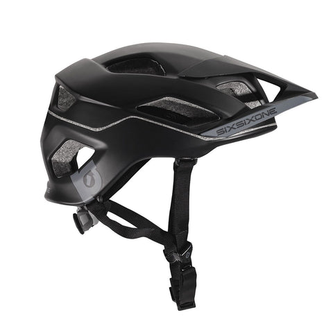 661 EVO AM Helmet - Black