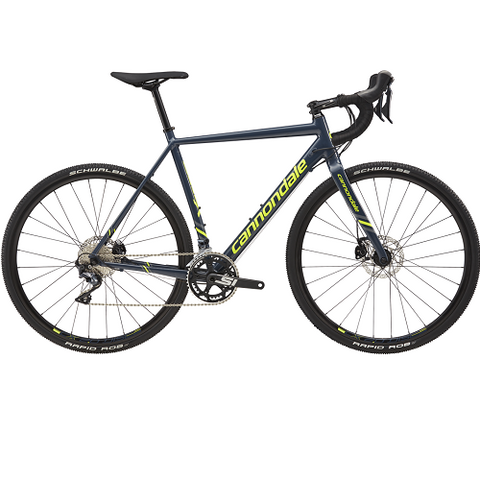 CANNONDALE CAADX Ultegra (2018) - Product View