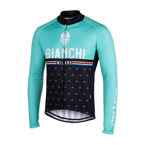 BIANCHI Nalles Men's Long Sleeve Jersey