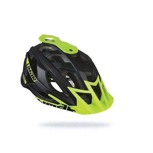LIMAR 888 Superlight MTB Helmet - Matt Black/Lime