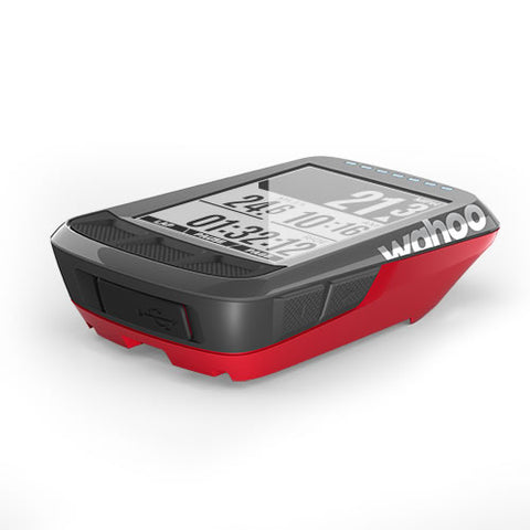 WAHOO Element Bolt GPS Computer (Red)