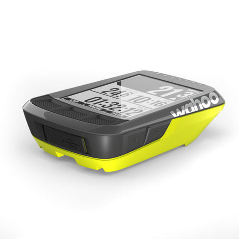WAHOO Element Bolt GPS Computer (Yellow)