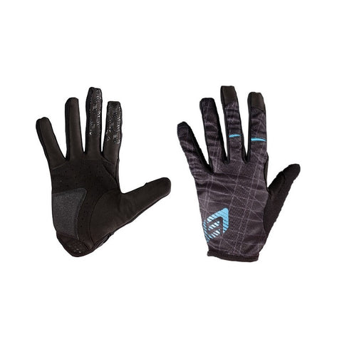 BELLWETHER Vector Black Full Finger Gloves