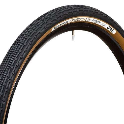 PANARACER Gravel King SK 650B Gravel Tyre (Brown)