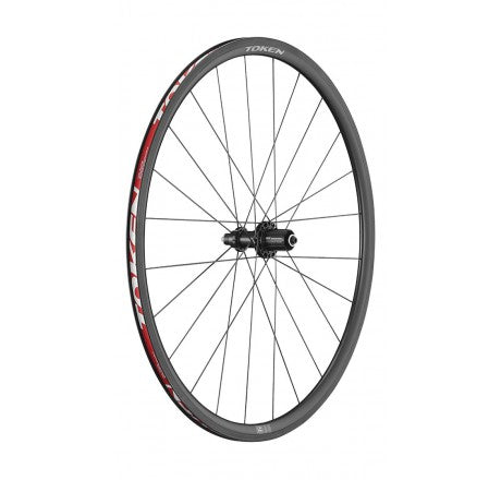 TOKEN Zenith C28 Carbon Clincher Wheelset