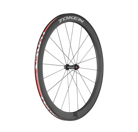 TOKEN Zenith C50 Carbon Clincher Wheelset