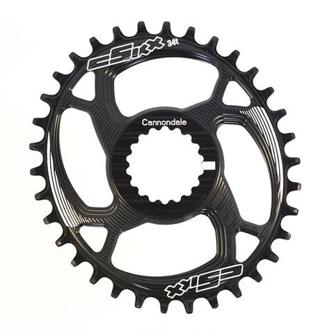 CSIXX Cannondale Si TT Chainring OVAL - Direct-mount