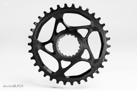 ABSOLUTE BLACK Cannondale Round Direct Mount Chainring