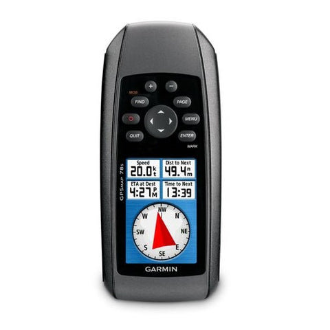 GARMIN GPSMAP 78s Marine Colour Handheld GPS Receiver