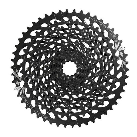 wide range XG-1275, 10- to 50-tooth Eagle™ cassette